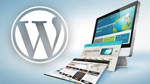Wix, WordPress and blogger three best free sites