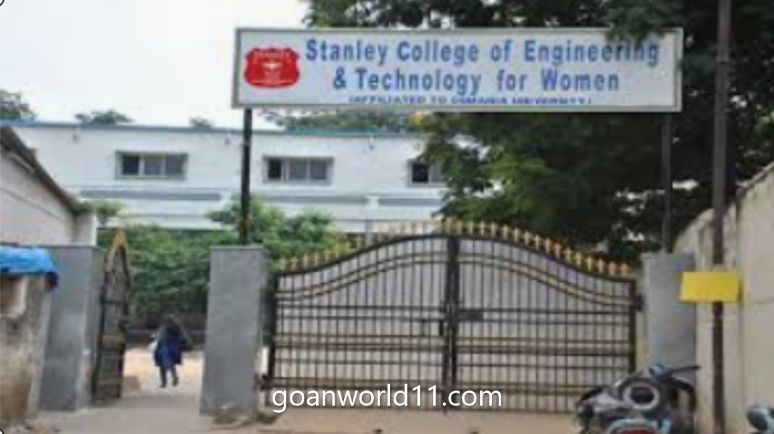 Stanley College of Engineering and Technology for Women