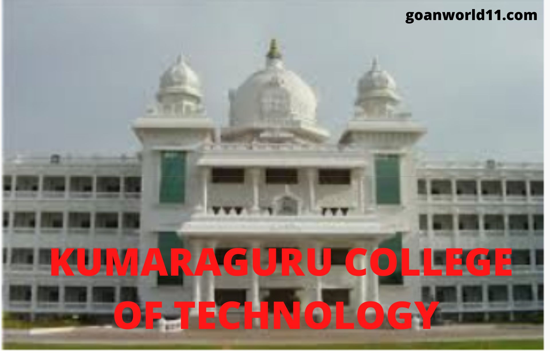 Kumaraguru College of Technology
