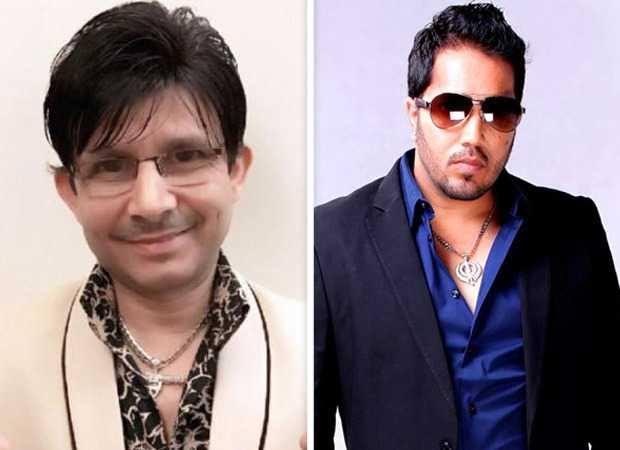 केआरके ने मीका सिंह को चिरकुट गायक कहा.