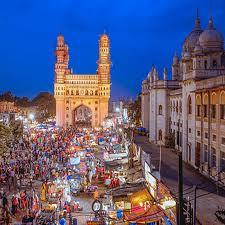 4. हैदराबाद, तेलंगाना: 6.73 मिलियन लोग