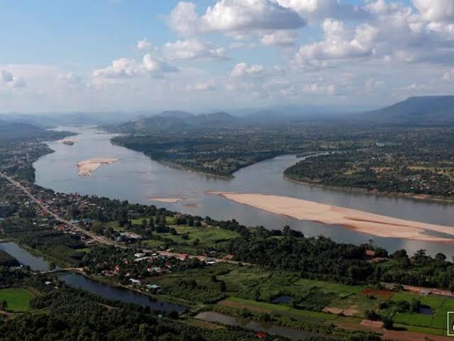 3. मेकांग नदी
