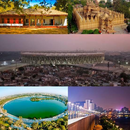 5. अहमदाबाद, गुजरात: 5.57 मिलियन लोग