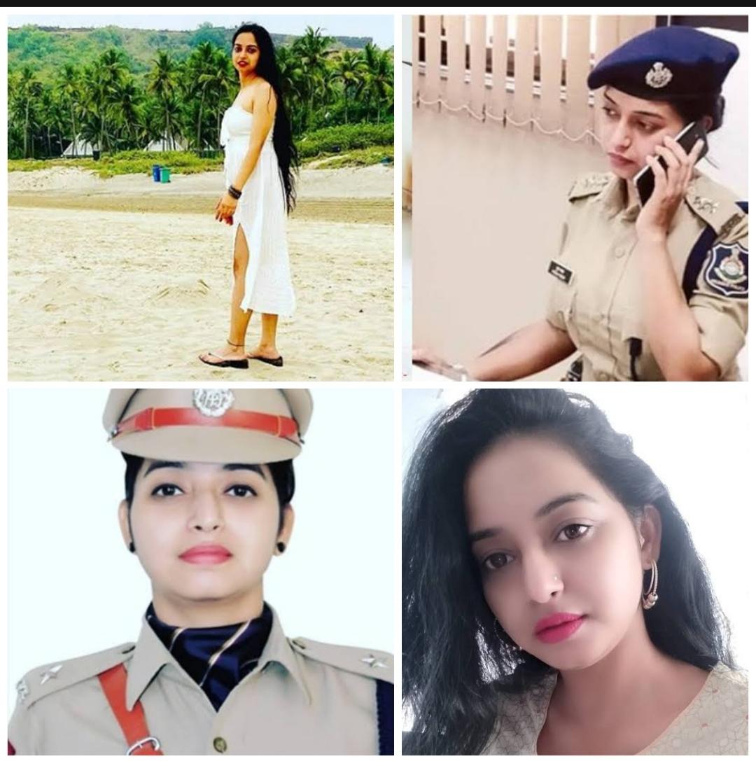 आईपीएस पूजा यादव के ख़ूबसूरती पर फिदा हुए फैन्स, इंटरनेट पर फोटो वाय-रल दिकने मे किसी हीरोइन से कम नहीं.