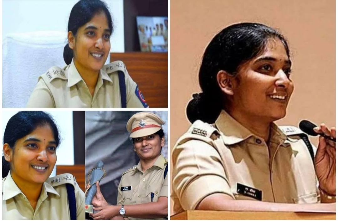 14 साल की छोटी आयु में हुई थी शादी, 18 की उम्र में दो बच्चे, नहीं मानी हार और IPS Officer बन रचा इतिहास.
