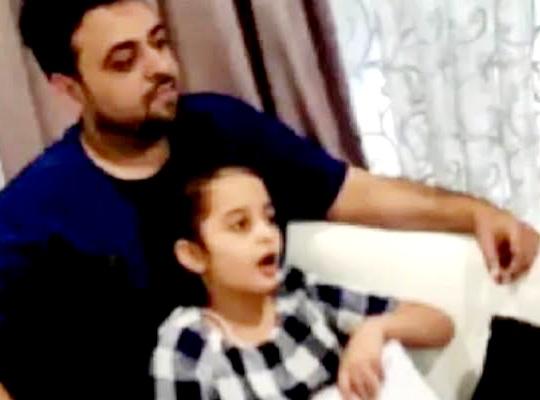 6 वर्ष की जियाना शाह नाम की बच्ची ने बनाया अद्भुत विश्व रिकॉर्ड